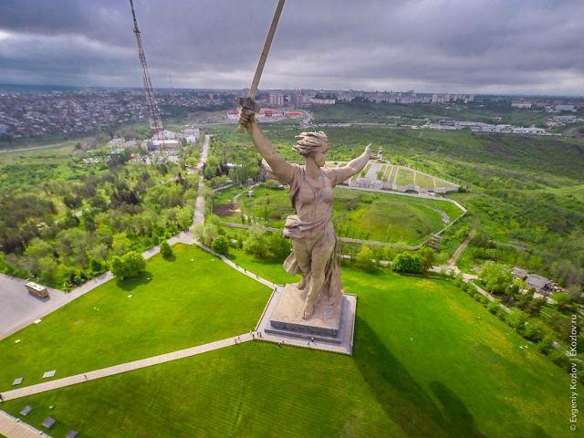 Statua Majke Rusije