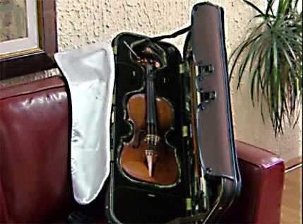 Gvarnerijeva violina u Crnoj Gori
