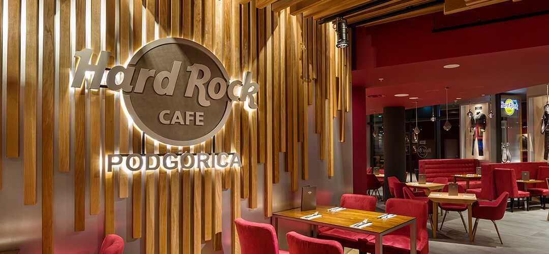 Zatvara se Hard Rock Cafe Podgorica
