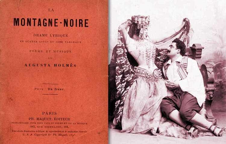 "Opera ""La Montagne Noire"""