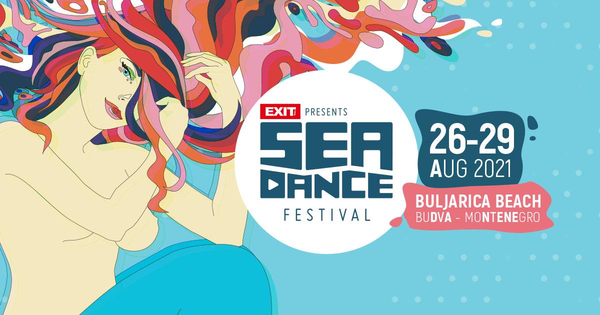 Sea Dance od 26. do 29. avgusta