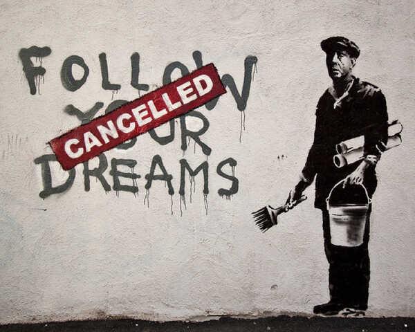 Banksy, neprikosnoveni kralj ulične umjetnosti