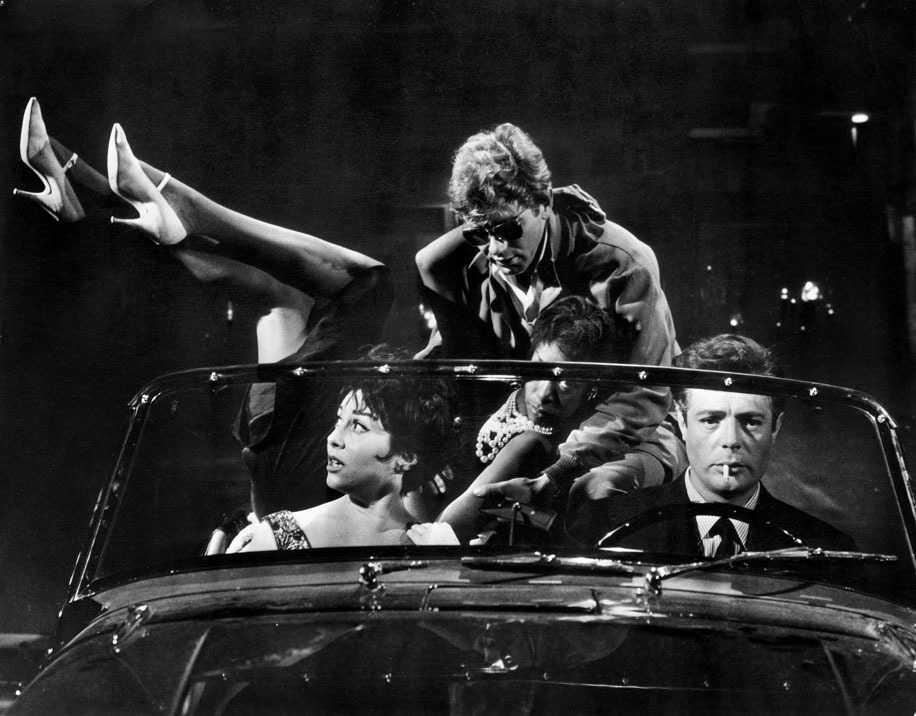 La Dolce Vita - Federico Fellini