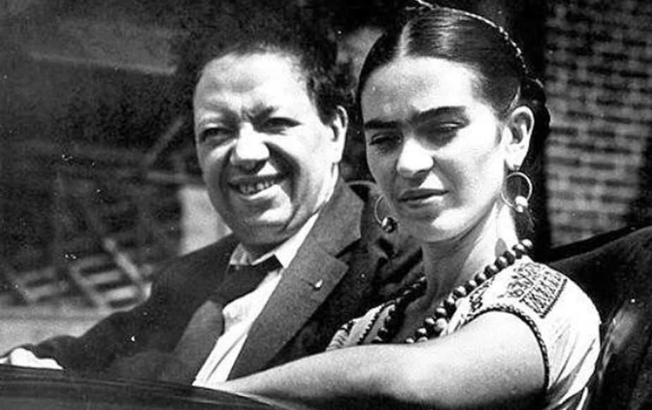 Frida i Dijego
