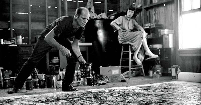 Jackson Pollock - otac akcionog slikarstva