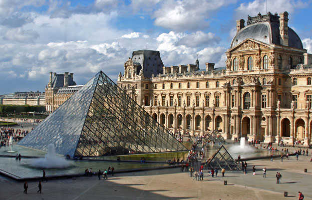 Muzej Luvr - Pariz