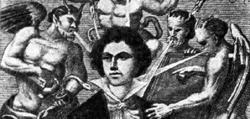 Markiz de Sad – književnik i filozof bluda