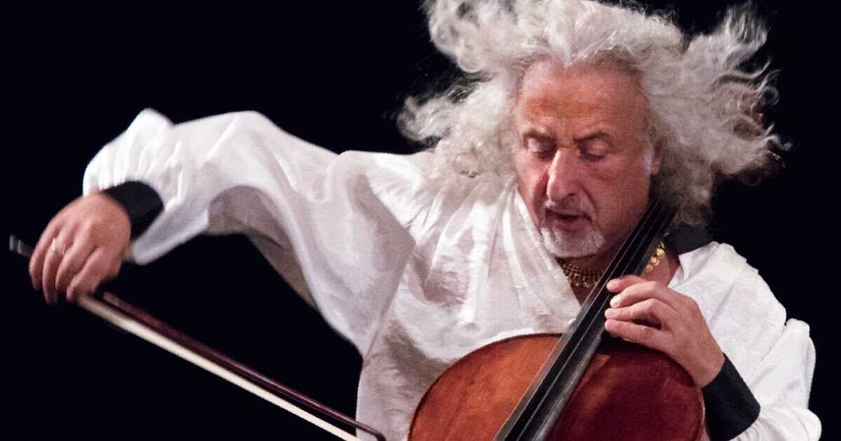 Mischa Maisky - virtuoz na violončelu