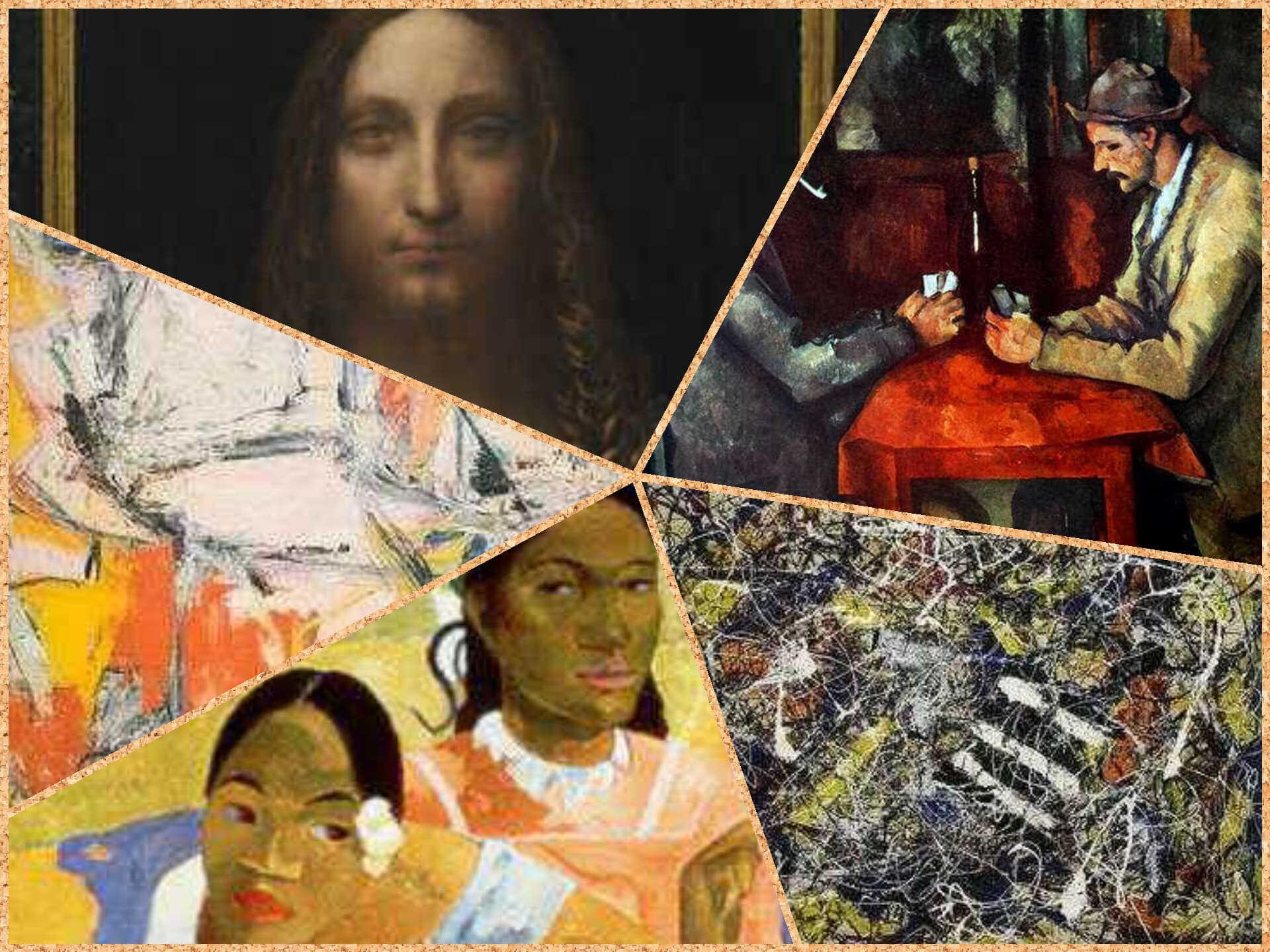 Pet najskupljih slika u istoriji umjetnosti