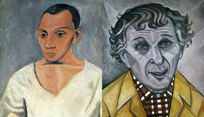 Pikaso i Šagal – početak i kraj prijateljstva