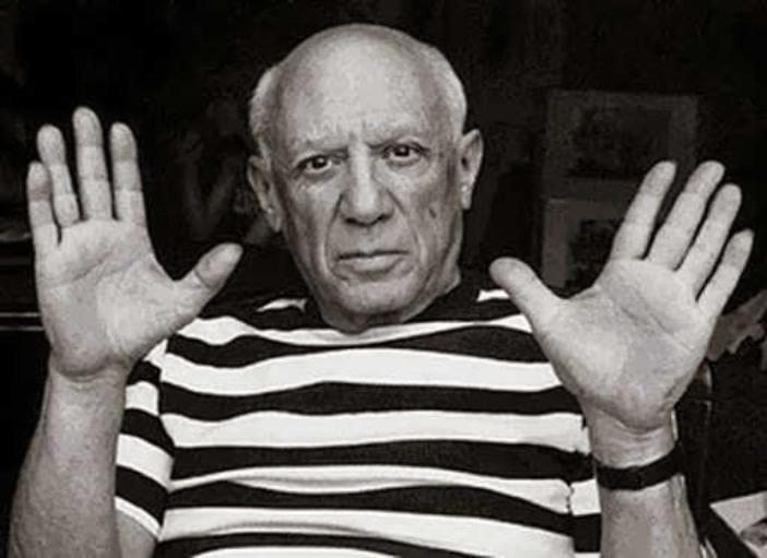 Pikasovi autoportreti od 15 do 90 godine života