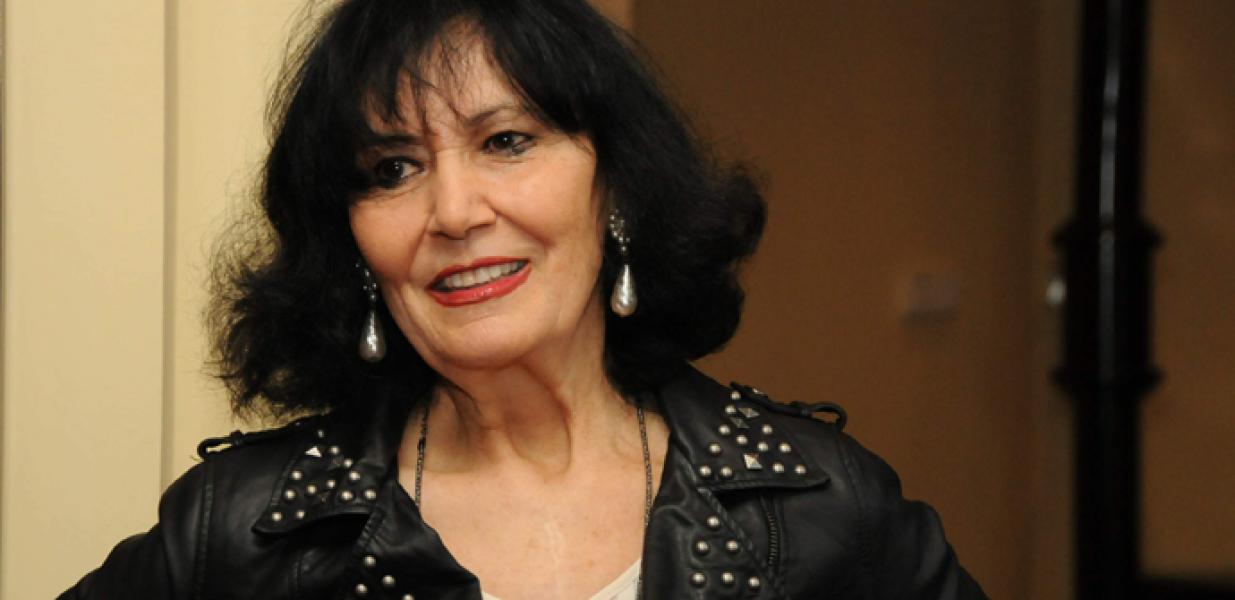 Dragica Tomas (1936–2015) glumica