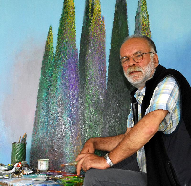 Kako je govorio naš veliki slikar Kemal Ramujkić