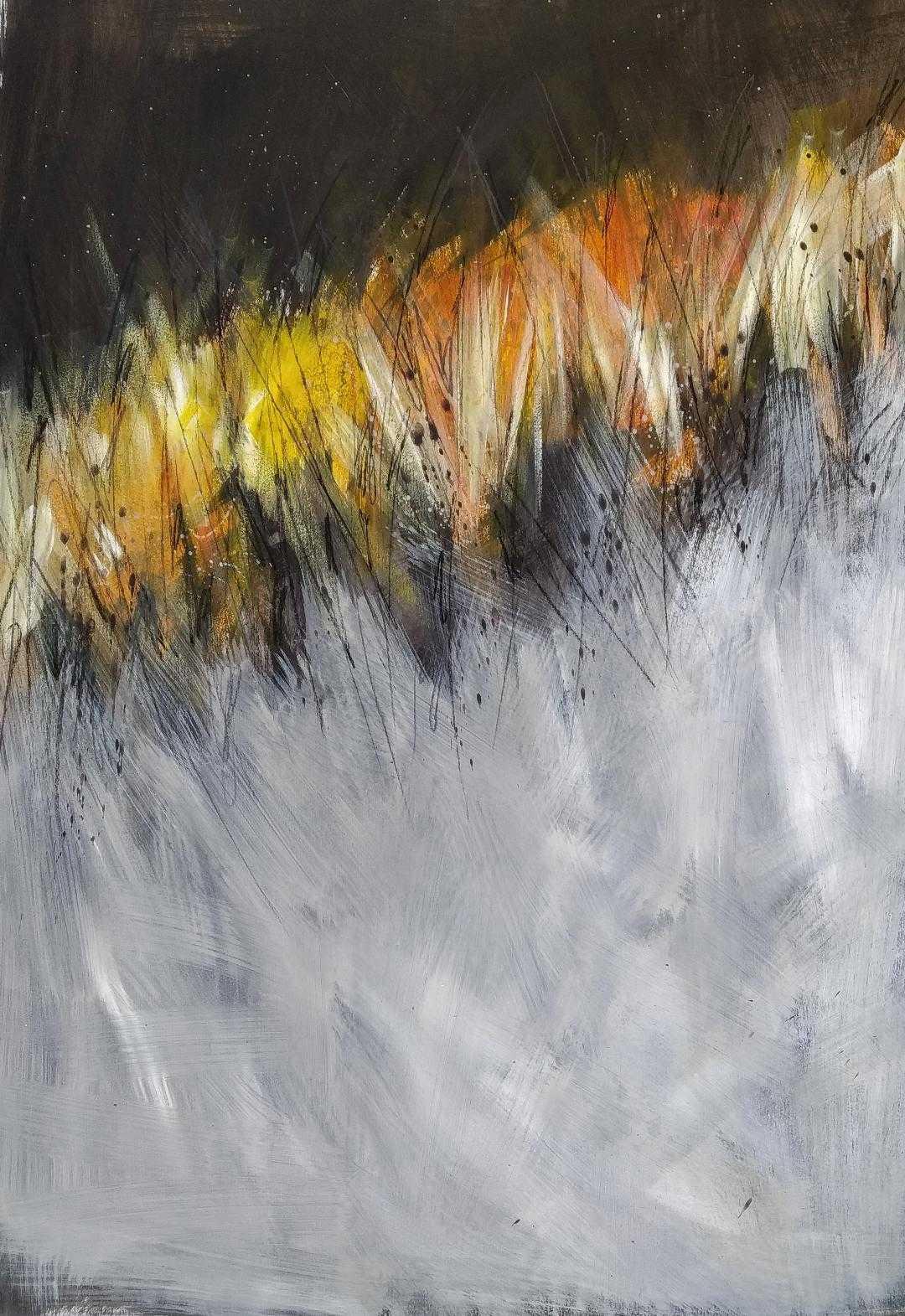 Marija Kapisoda - crtež, 2017. cijena 400€