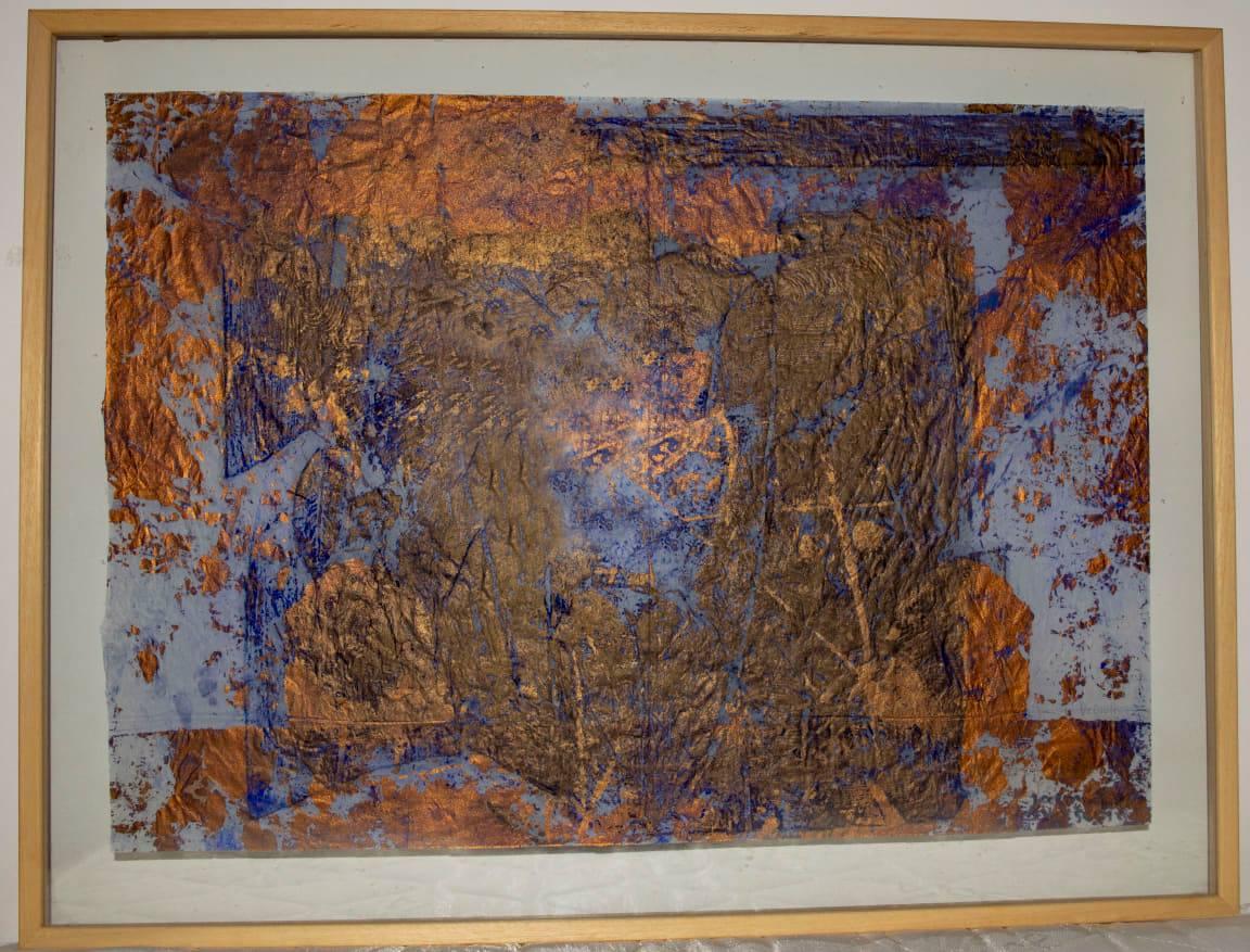 Jarmila Vešović - pastel na japanskom papiru, 2010. cijena 600€